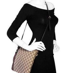 Handbags - -Gucci-Jolicoeur-Charm-Messenger bag